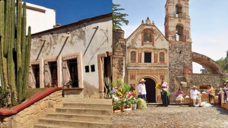 Do you like the paranormal? These are the haunted MAGICAL VILLAGES in Mexico